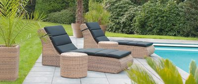 Great Outdoors With Outdoor Seat Cushions