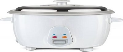 How to prepare rice in an electric rice cooker