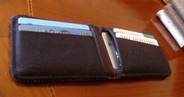 Men Minimalist Wallet