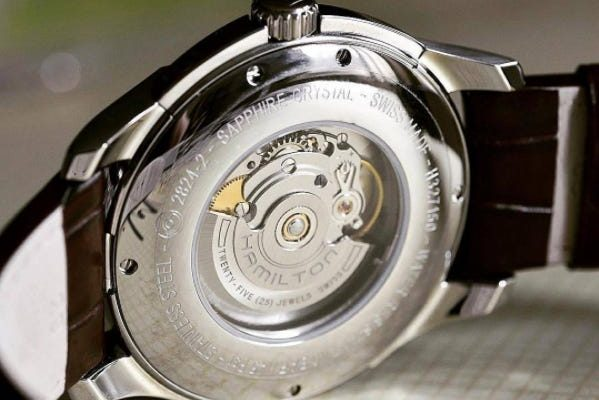 automatic wristwatches