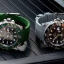 Rubber Strap For Rolex Watches