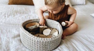 Sustainable Handwoven Baskets For Babiesac