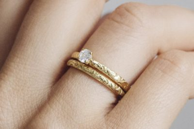 Get the Shiniest Engagement Rings at Hoskings Jewellers