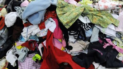 Textile Wastes Made Usable By Recycling